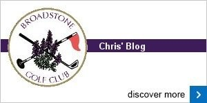 Chris' Blog at Broadstone